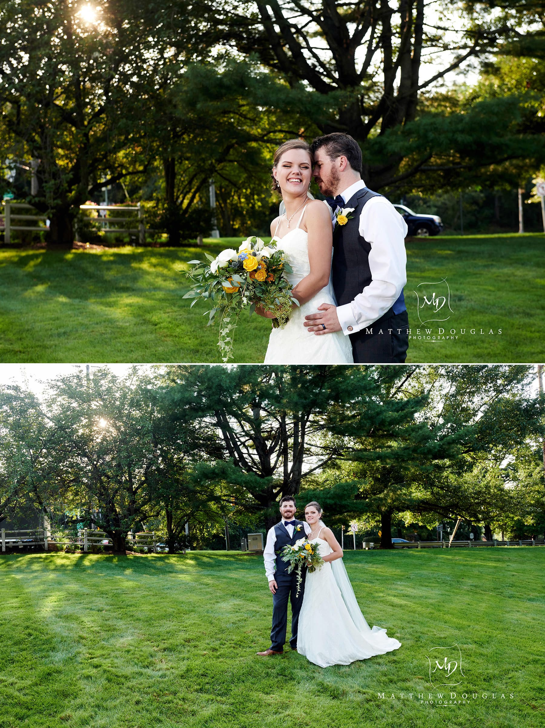 olde mill inn wedding bridal photos