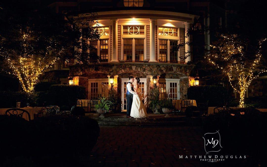 Olde Mill Inn Wedding | Erika + Dan