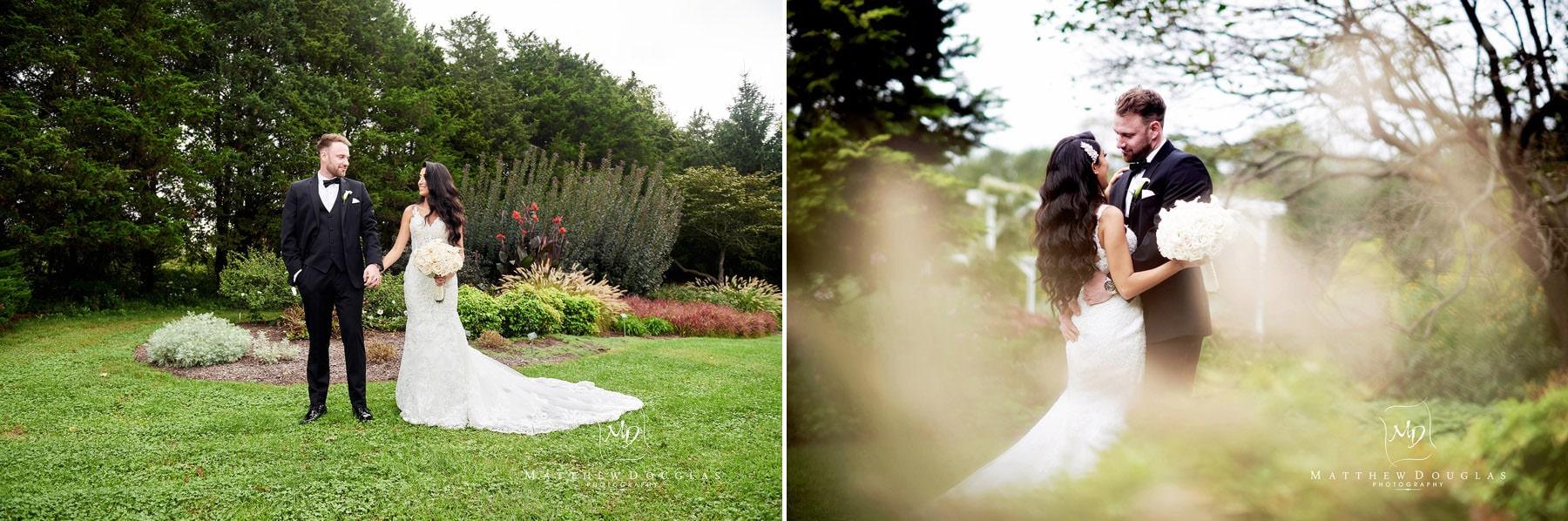 bridal photos at colonial park