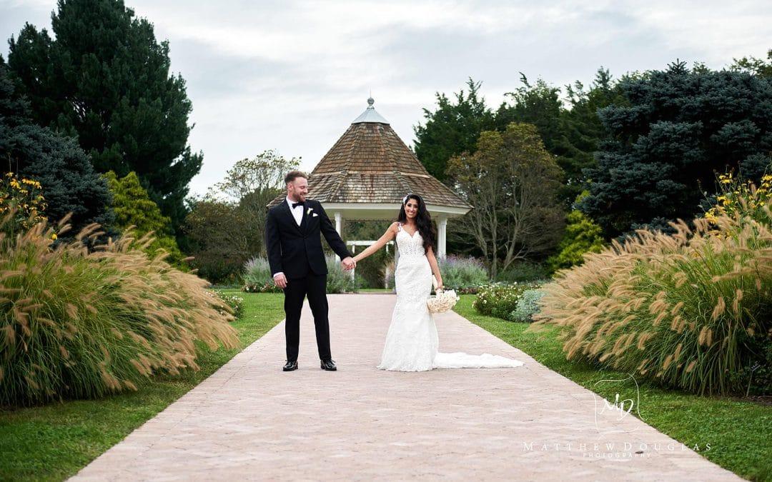 The Palace at Somerset Park Wedding | Susan + Zack