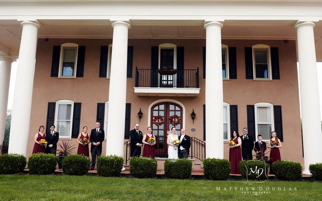 Basking Ridge Country Club Wedding | Stephanie + Mike