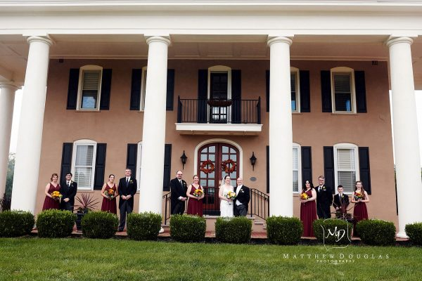 Basking Ridge Country Club Wedding | Stephanie + Mike