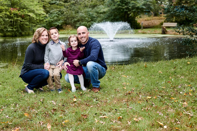 family photographer in flemington nj
