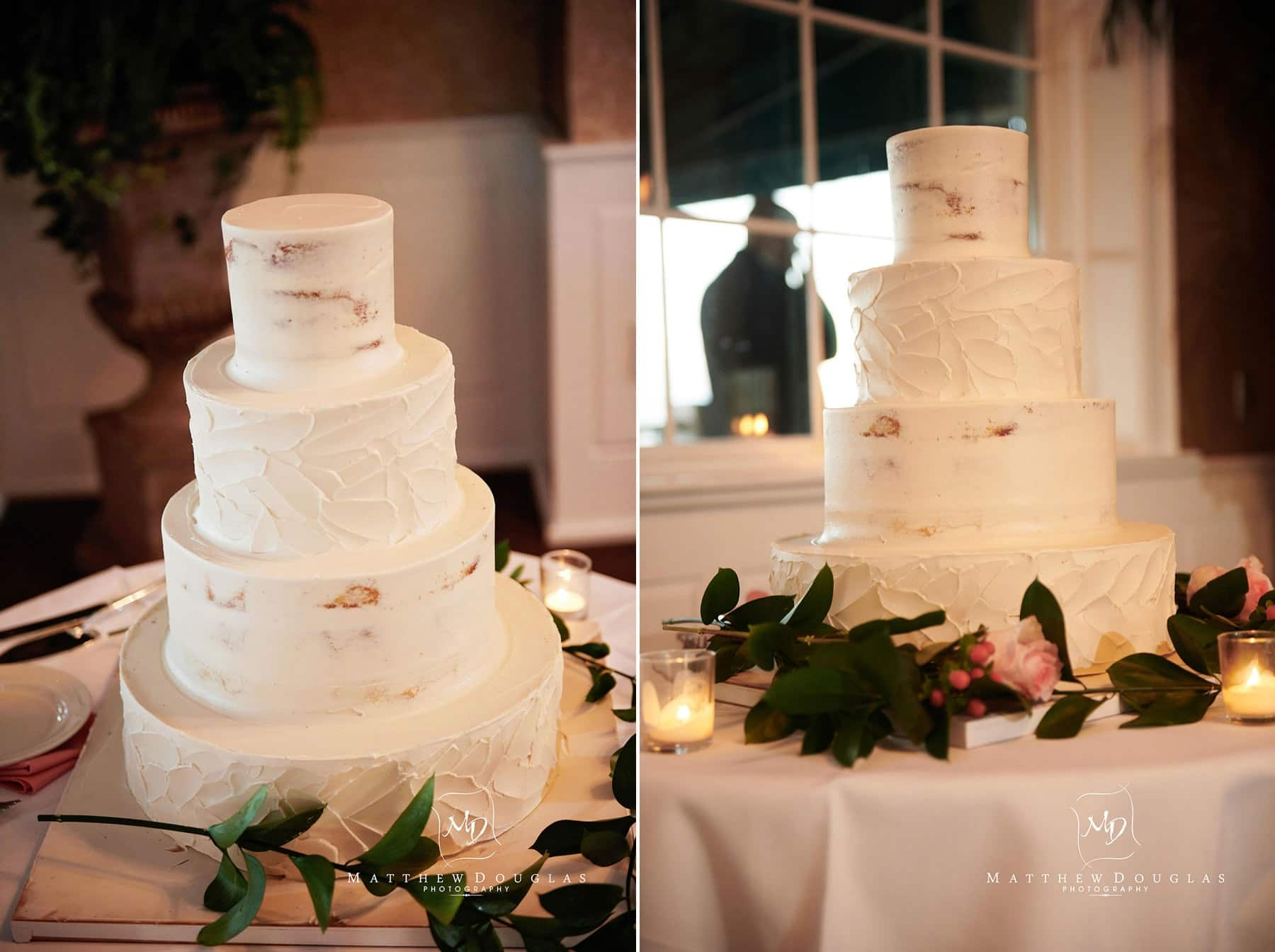 neshanic valley golf course wedding cake photos