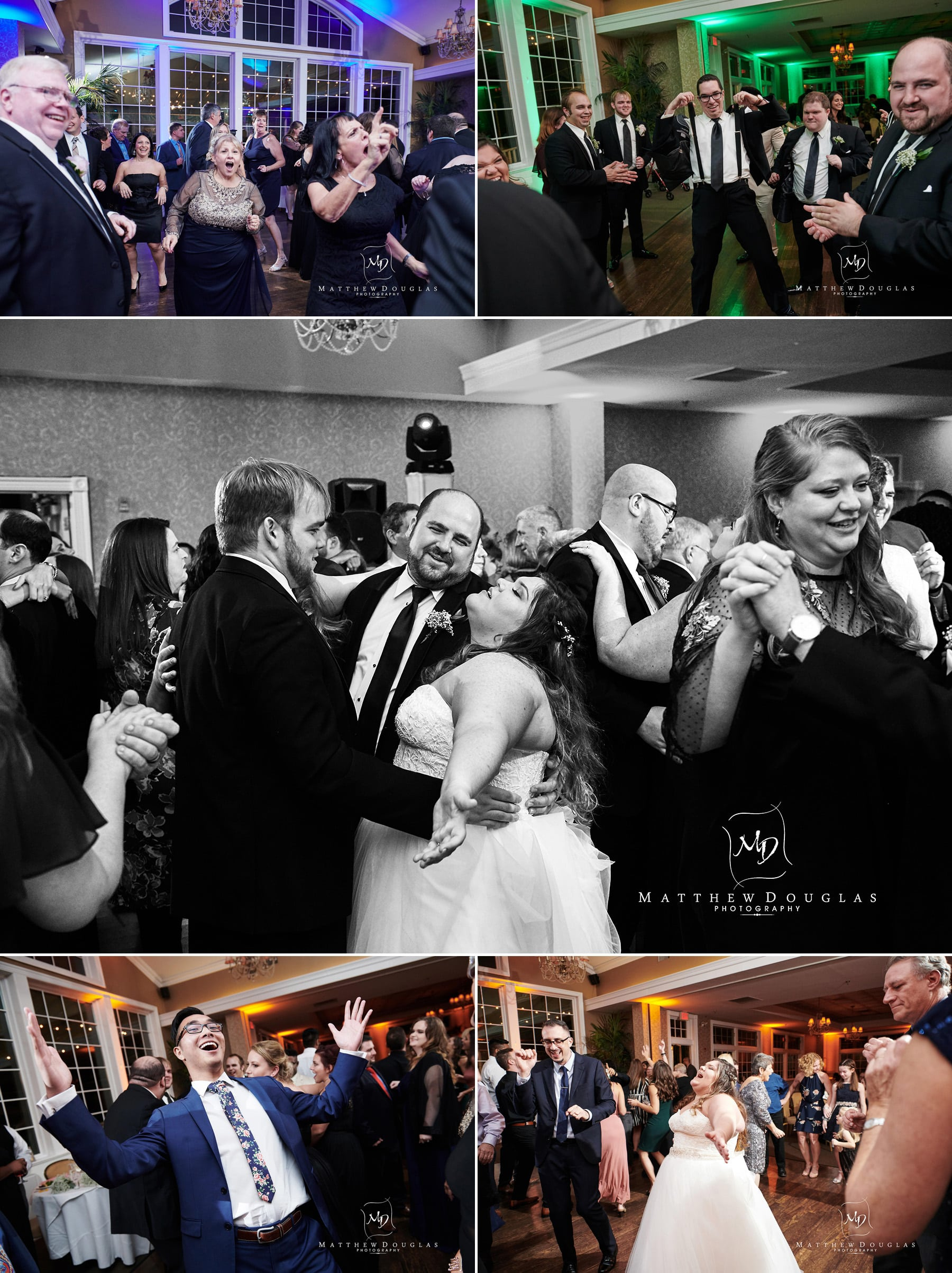 neshanic valley golf course wedding ballroom dancing photos