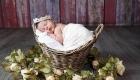 newborn studio photography in hunterdon county