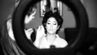 bridal makeup photo