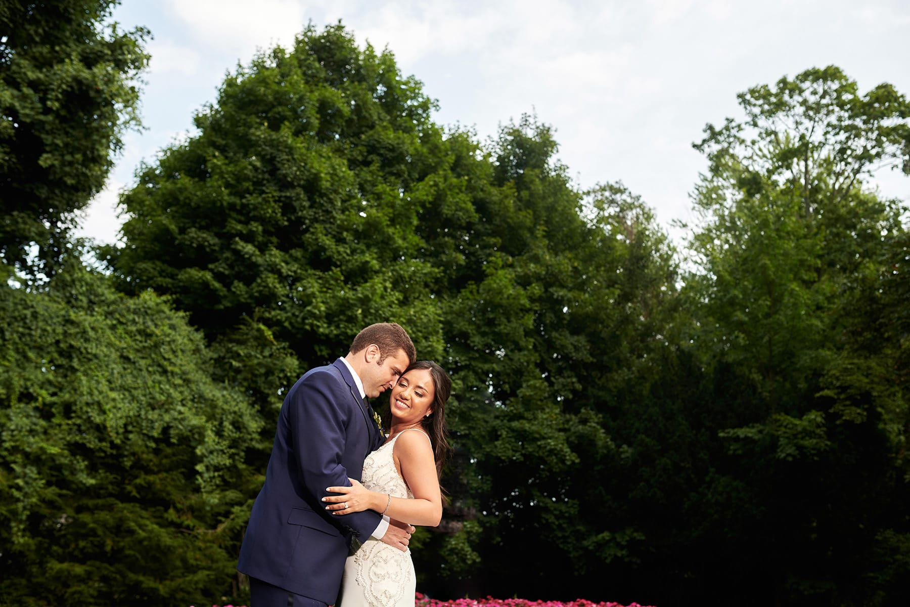 shadowbrook wedding photo