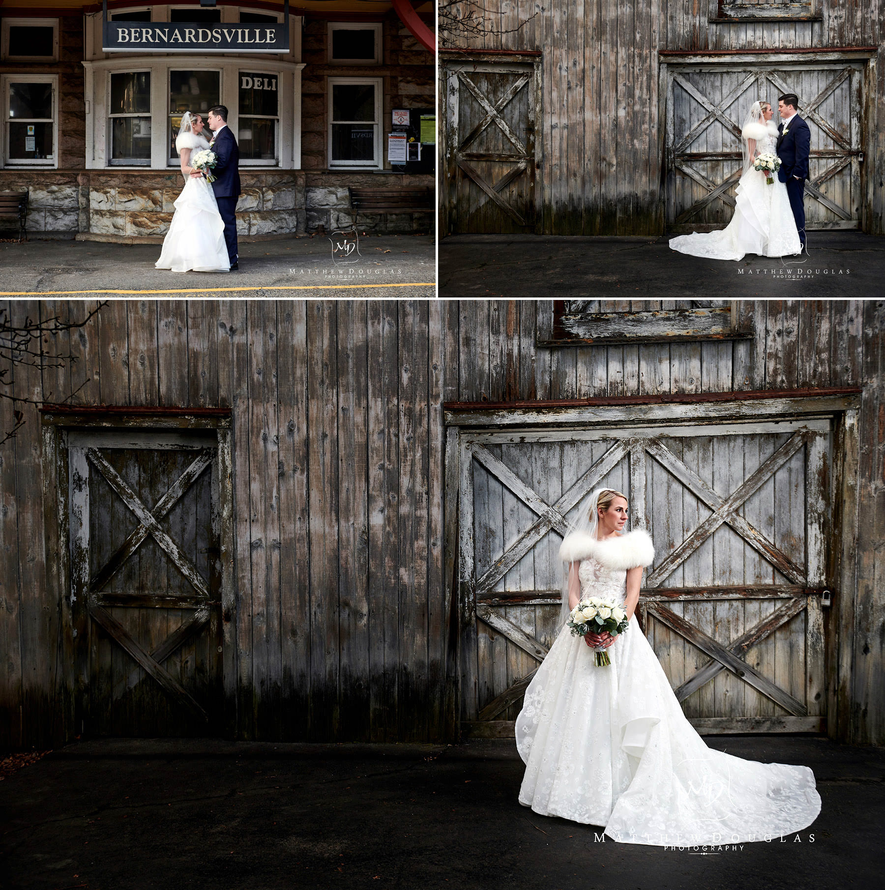 wedding photos at the bernards inn