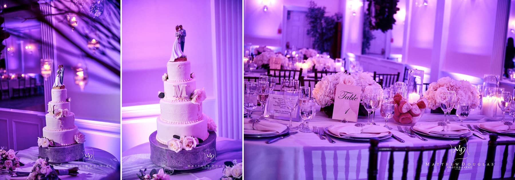 wedding detail photos at the bernards inn