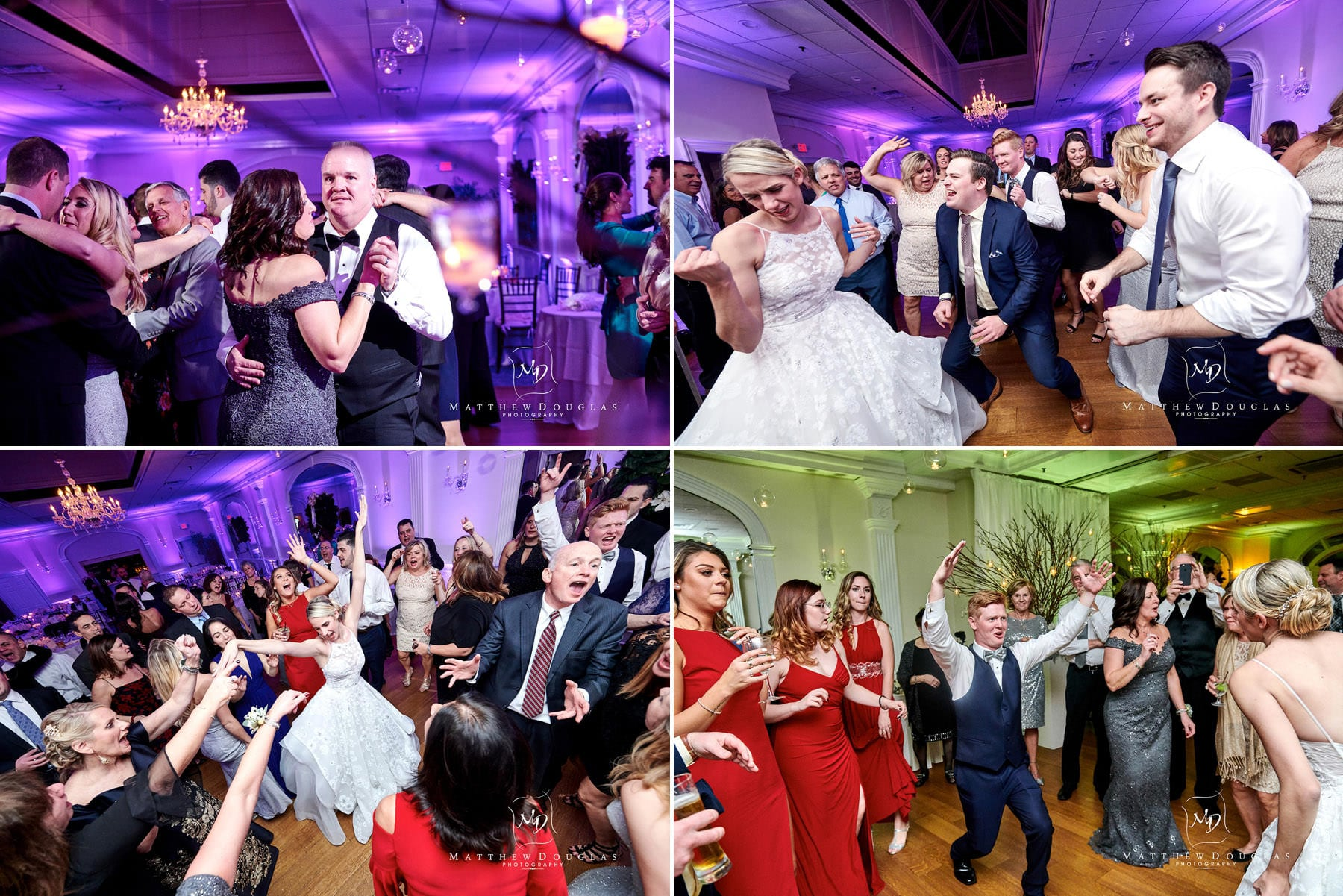 wedding dancing photos at the bernards inn