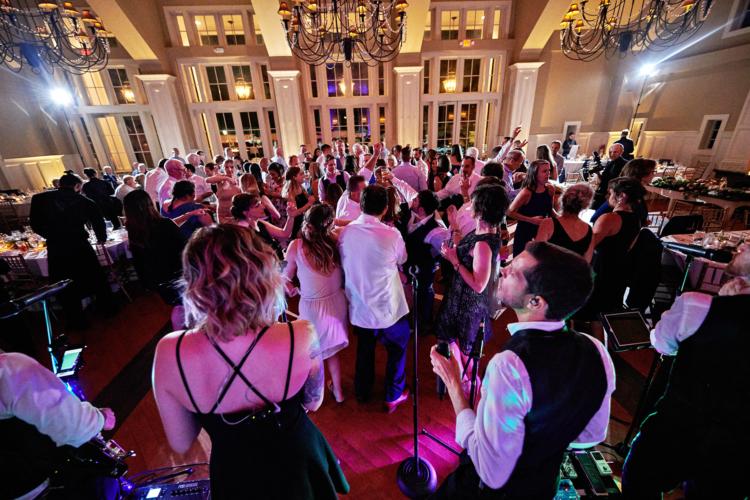 Ryland Inn wedding photo