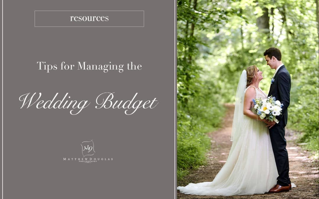 The Top Tips for Managing your Wedding Budget