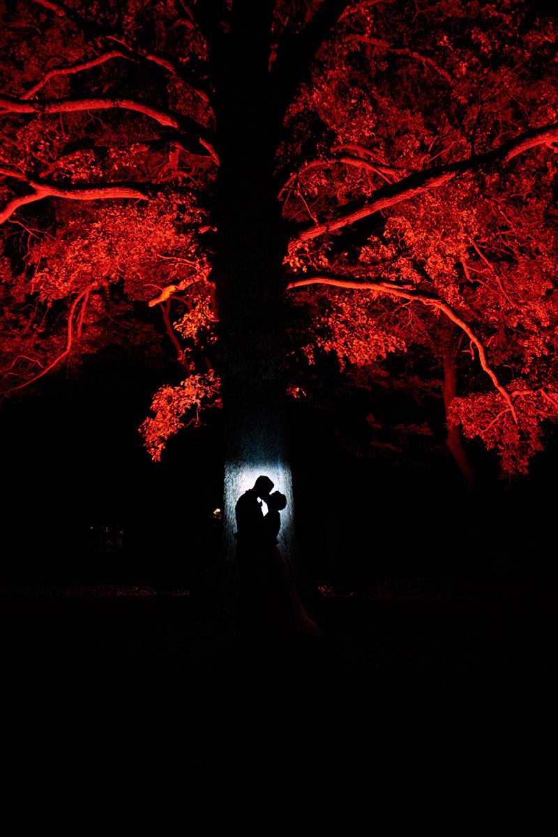 Estate at Farrington Lake wedding photo