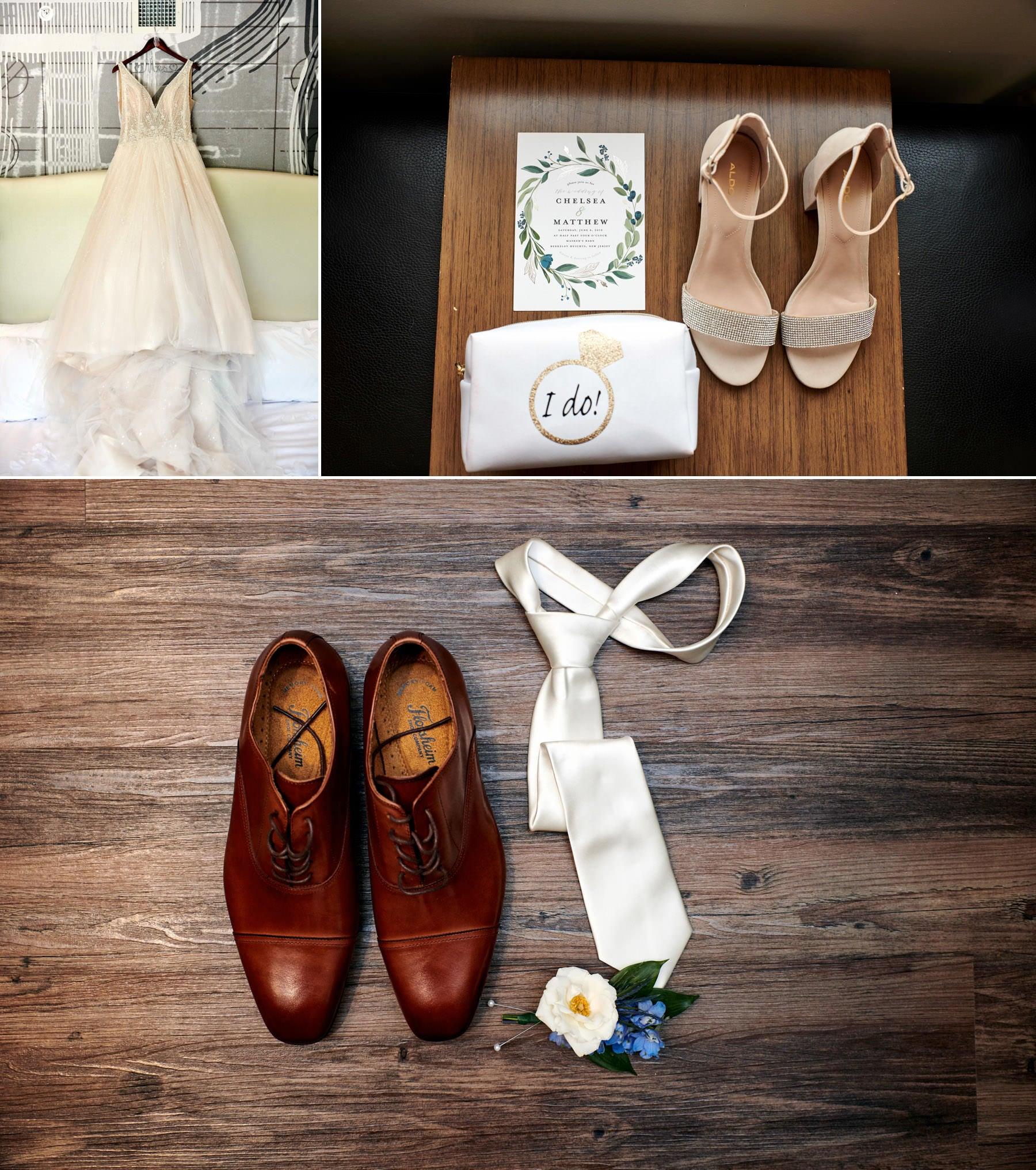 bridal details photos