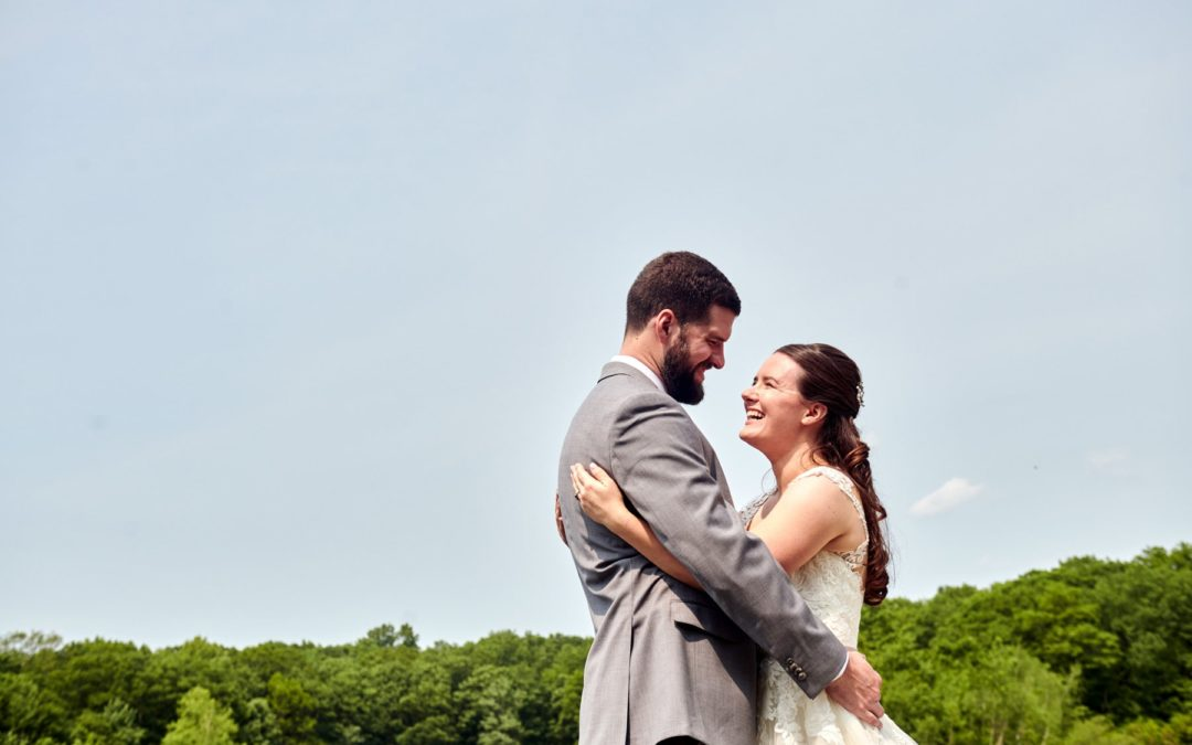 Rock Island Lake Club Weddings | Rebecca + Greg