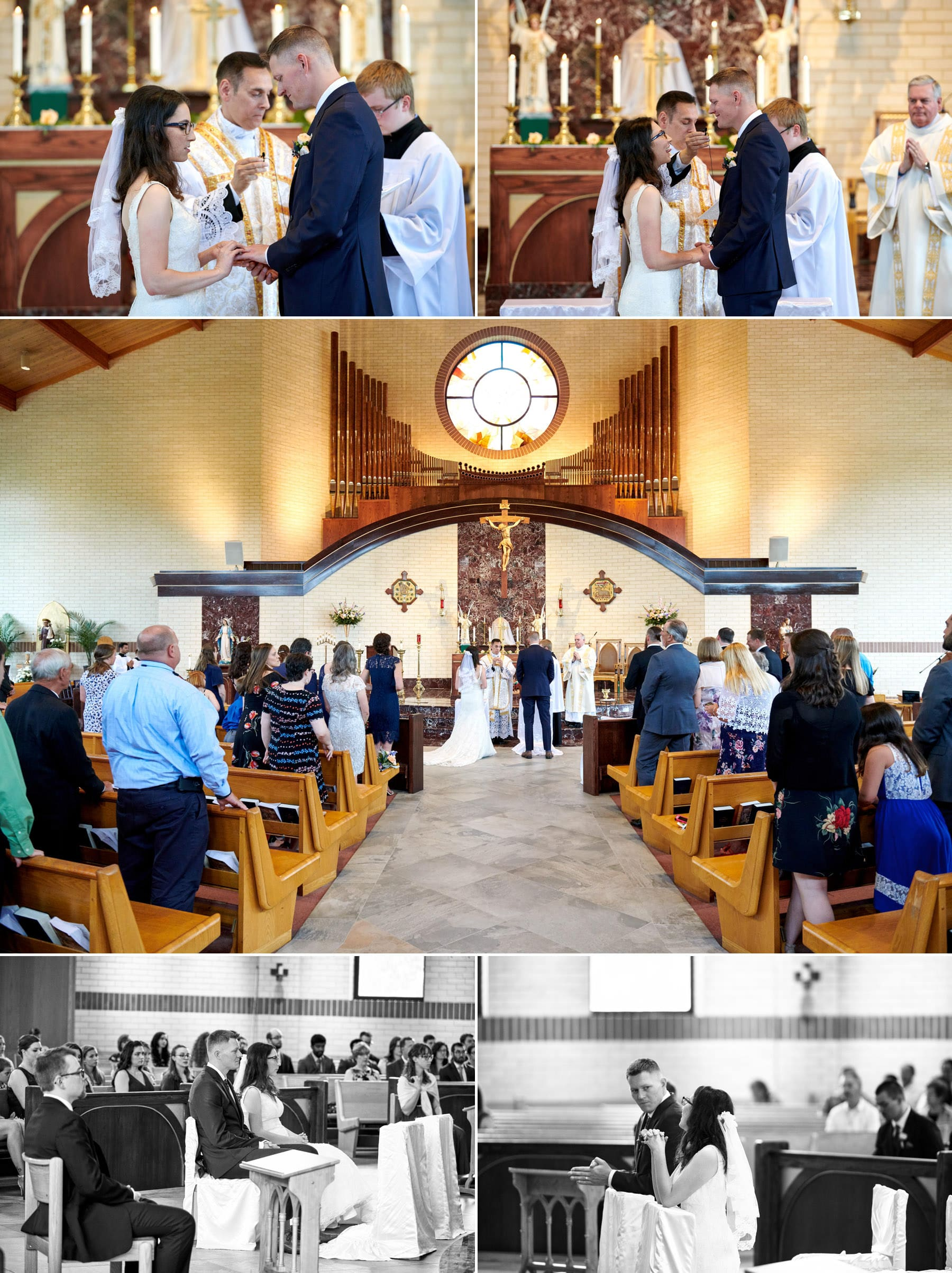 st magdalen flemington nj wedding photos