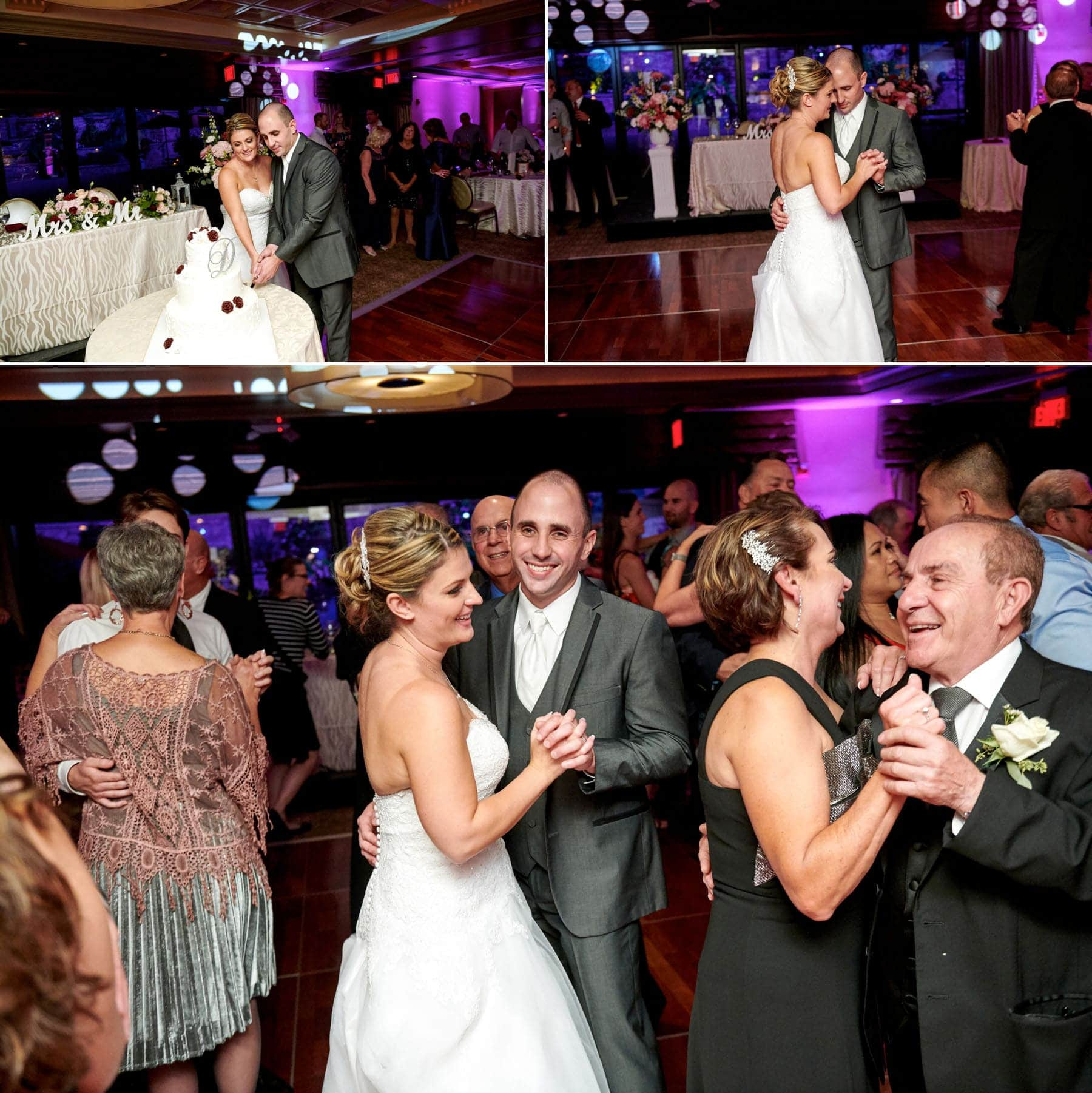 reception photos at The Imperia