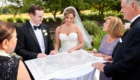 royce brook country club wedding ketubah