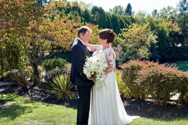Bridgewater Manor Weddings   Ginny + Rick