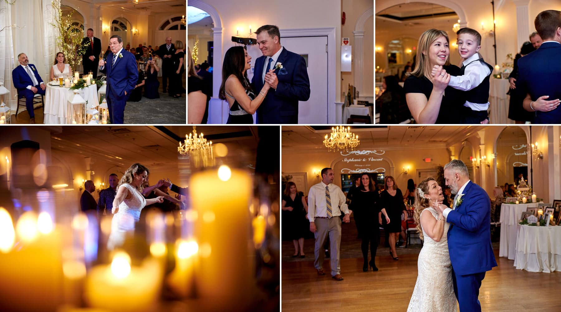 bernards inn wedding guest photos