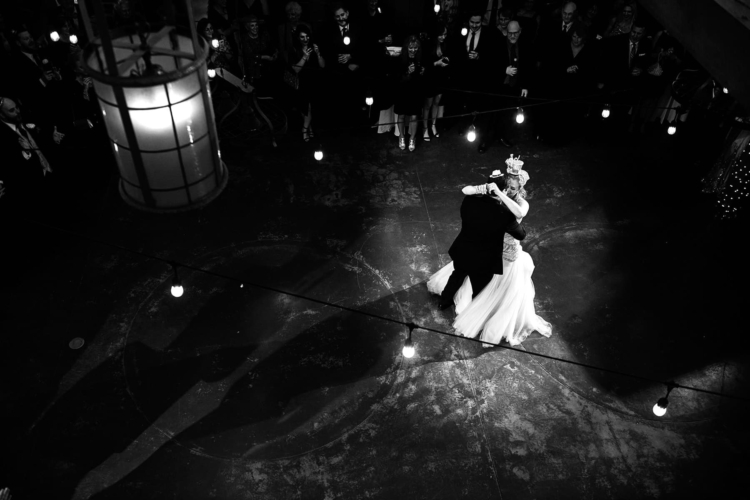laurita winery wedding photo