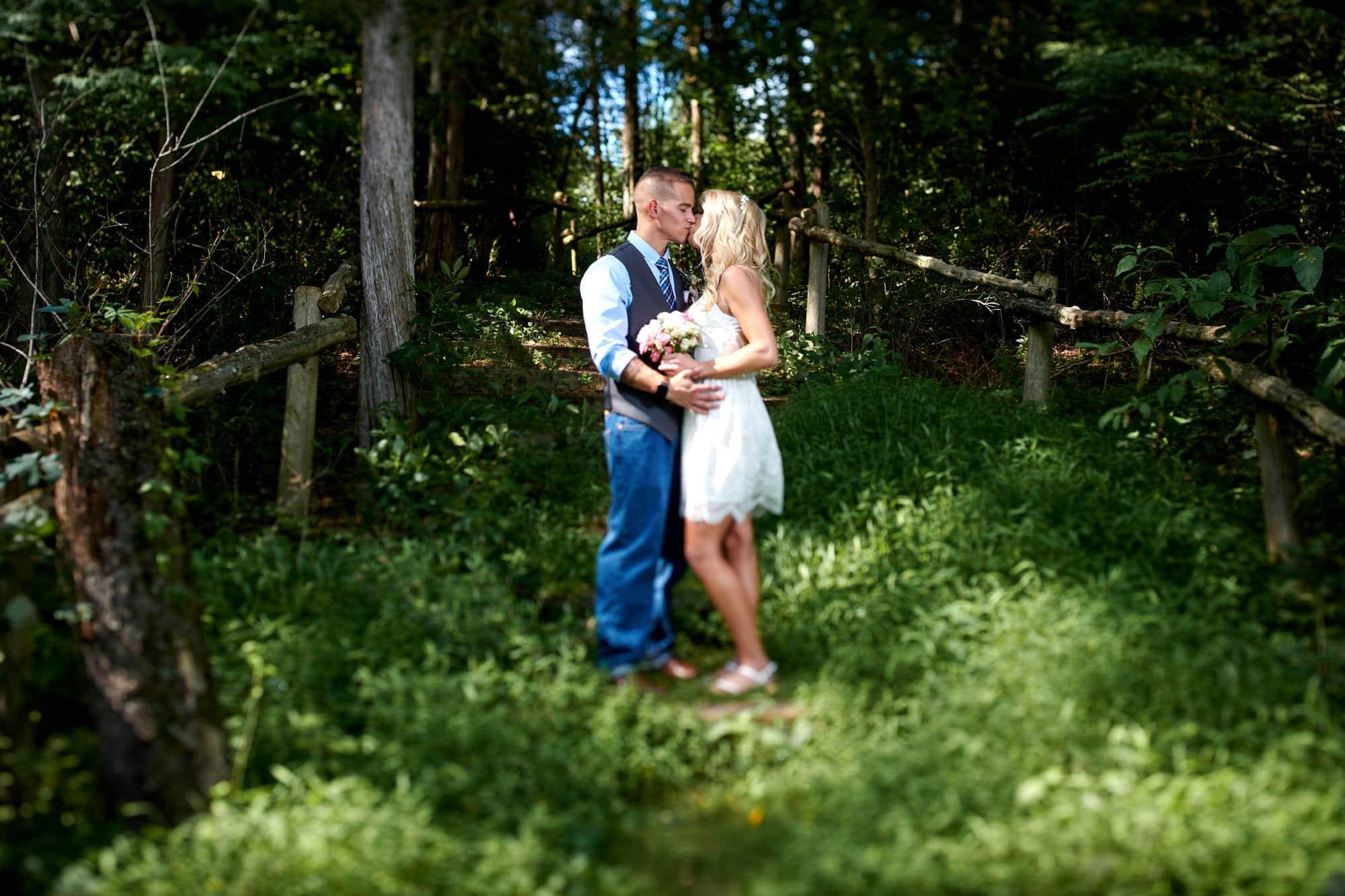 elopement photo in flemington nj