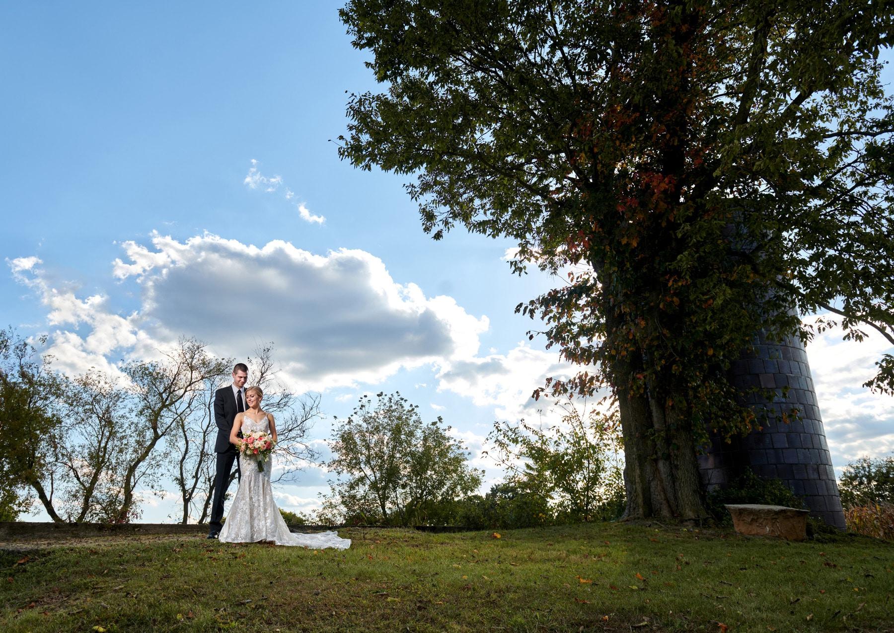 weddings at Villa Milagro Vineyards