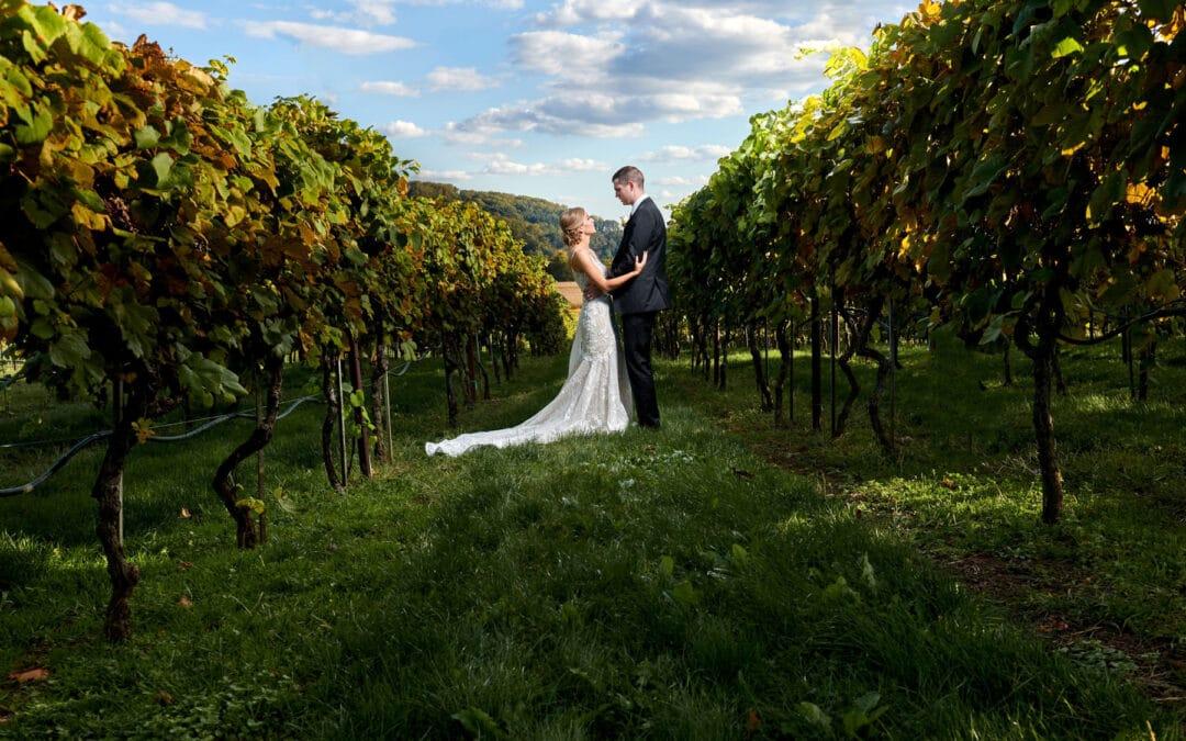 Villa Milagro Vineyards Wedding | Pamela + Bryan