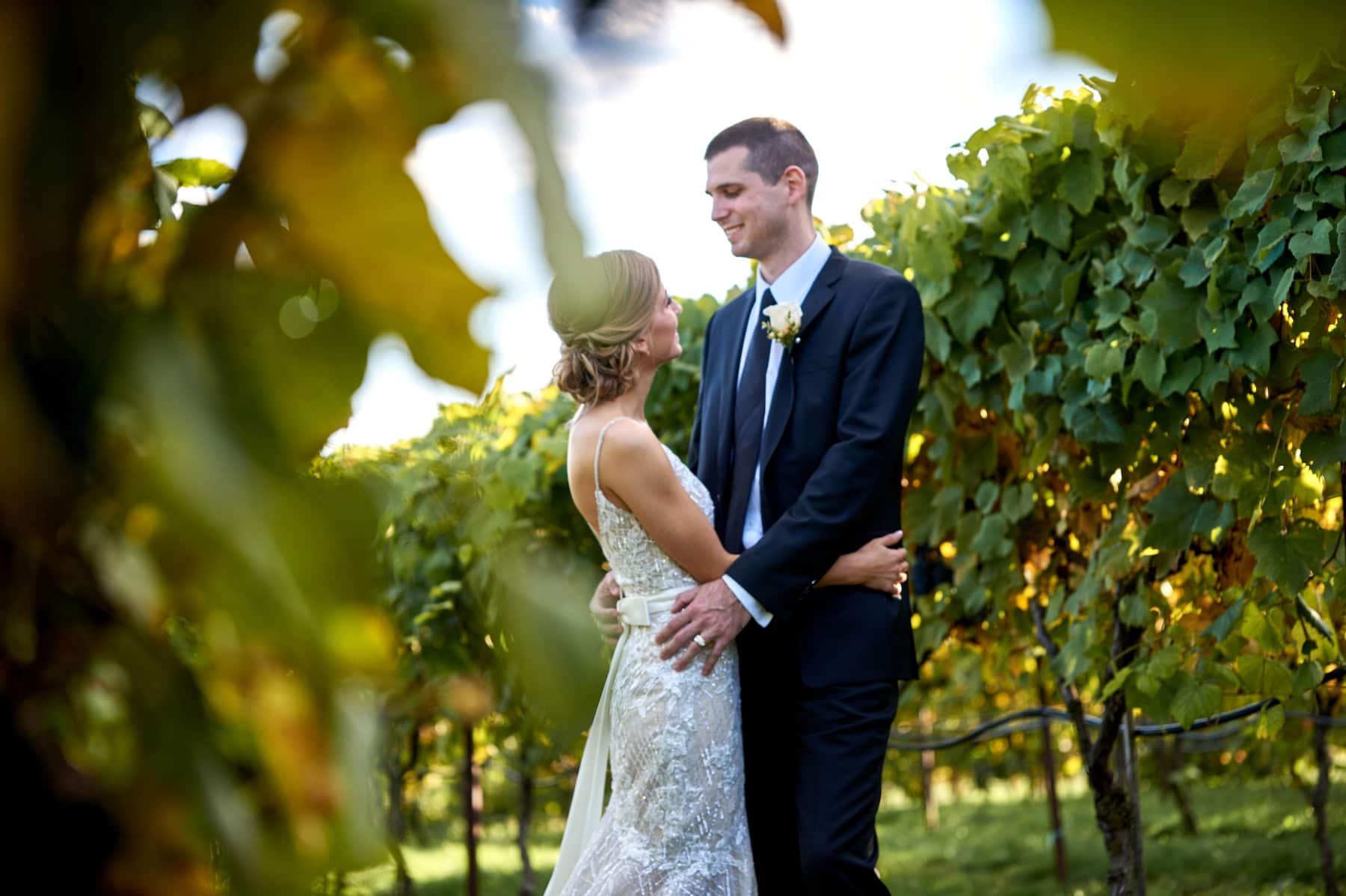Villa Milagro Vineyards wedding photos