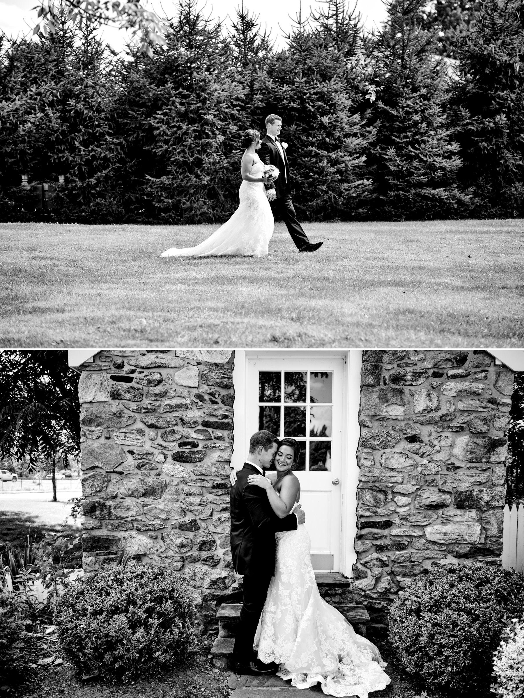 The Farmhouse wedding photos